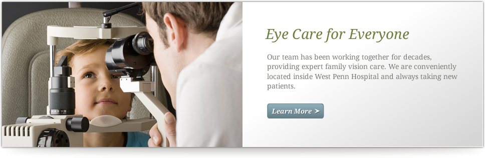 Eye Care for Everyone -- Since 1979