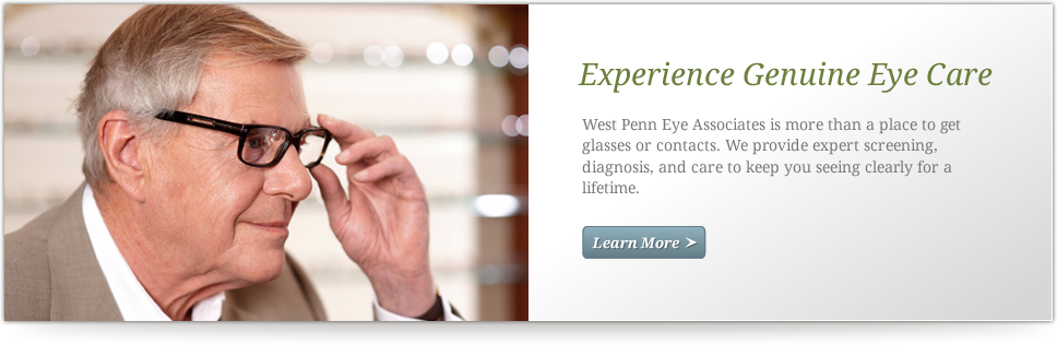 Experience Genuine Eye Care